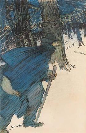 114 best Theophile Steinlen images on Pinterest Art nouveau, Belle - resiliation bail meuble proprietaire
