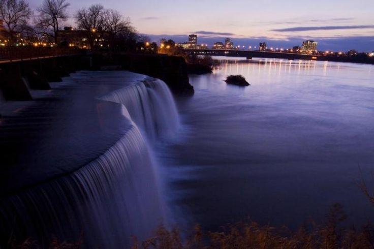 Days Out Ontario   Rideau Falls, Ottawa, Ontario