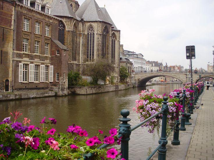 Ghent, Belgium!