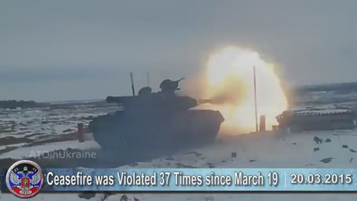 War in Ukraine/Donbass News 21 March 2015 Current Situation in Novorossia