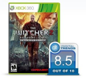 Although marred by technical issues, The Witcher 2: Assassins of Kings Enhanced Edition still proves one of the most unique, engaging roleplaying experiences to be found on consoles.      http://www.digitaltrends.com/gaming/the-witcher-2-assassins-of-kings-enhanced-edition-review/