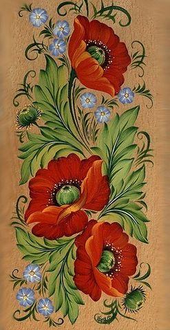 Petrykivka (Ukrainian folk art)