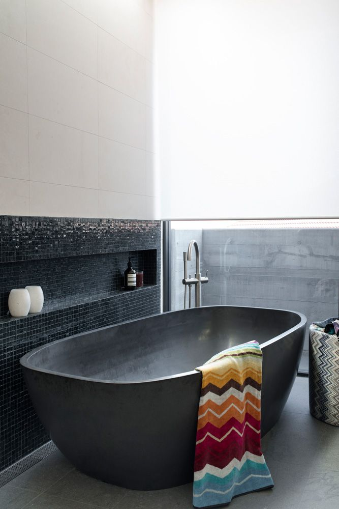 Hare + Klein Blog: H+K: Bathrooms. Bathroom by Hare + Klein - North Bondi