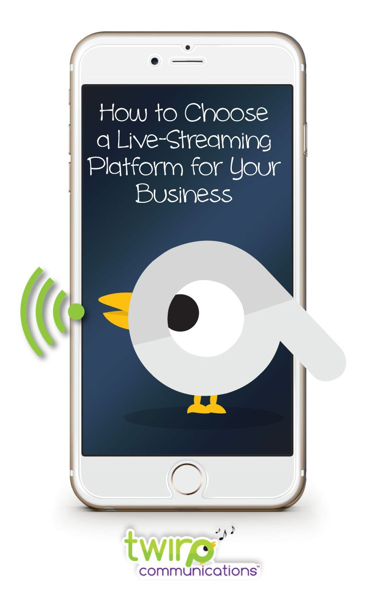 If you're thinking about getting into the live streaming game, how do you decide which live streaming platform to choose? Let's start with the basic similarities and differences of each one.