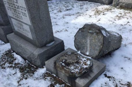Another Jewish Cemetery Vandalized  This One In Rochester NY #news #alternativenews