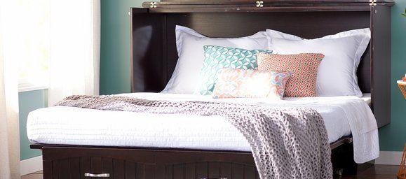 Wayfair.com - fold up bed.
