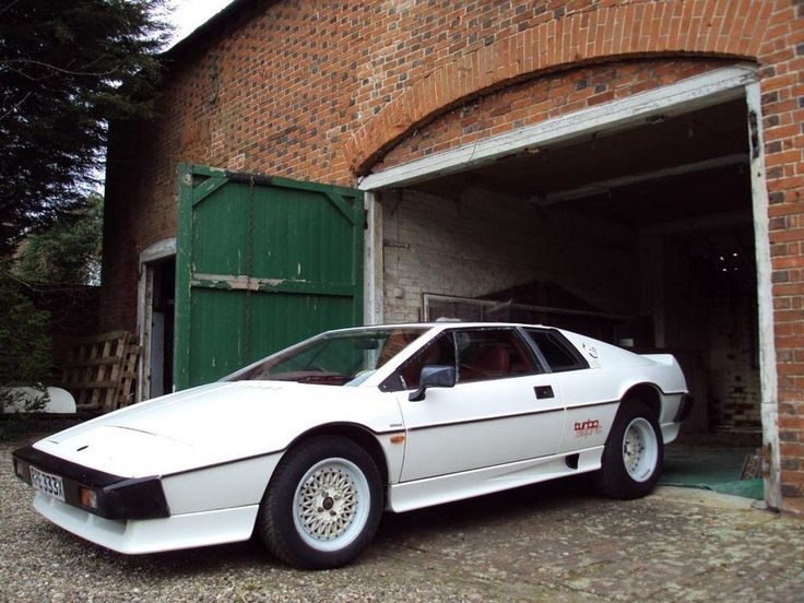 1981 Lotus Esprit Turbo ✏✏✏✏✏✏✏✏✏✏✏✏✏✏✏✏ IDEE CADEAU / CUTE GIFT IDEA ☞ http://gabyfeeriefr.tumblr.com/archive ✏✏✏✏✏✏✏✏✏✏✏✏✏✏✏✏