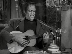 the munsters episode 50 will success spoil herman munster - Munsters Halloween Episode
