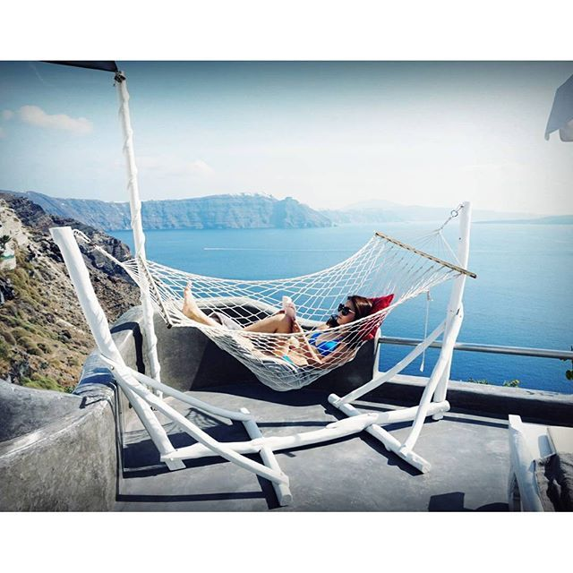 Can you imagine something better for the rest of your day? #AndronisExclusive #Santorini Photo credits: @jasminekim3021 #AndronisExperience