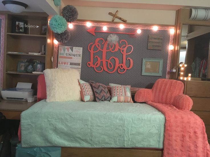 Texas tech Murdough dorm room