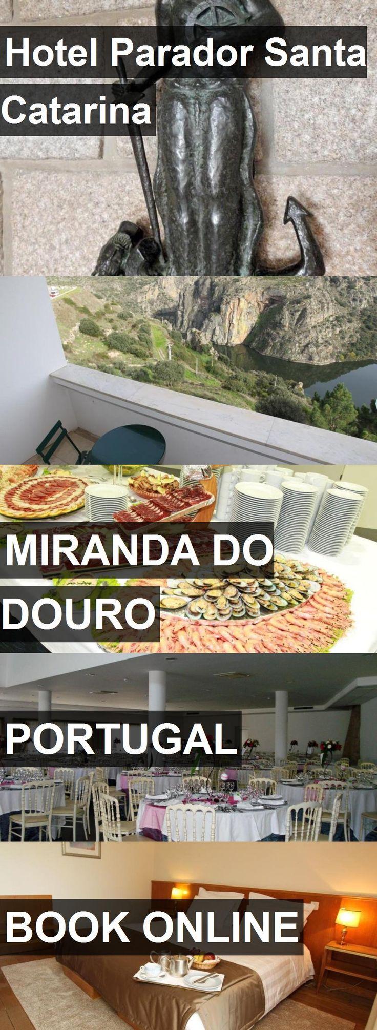 Hotel Parador Santa Catarina in Miranda do Douro, Portugal. For more information, photos, reviews and best prices please follow the link. #Portugal #MirandadoDouro #travel #vacation #hotel