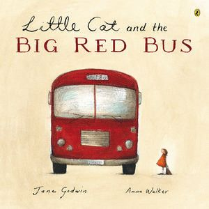 Little Cat and the Big Red Bus tugs gently and irresistibly at the heartstrings. #kidsbooks #children #literacy