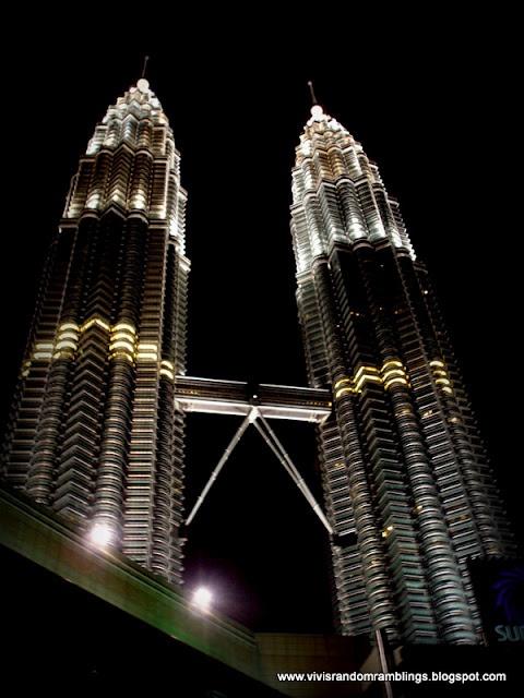 Petronas Tower, Suria KLCC, Kuala Lumpur, Malaysia