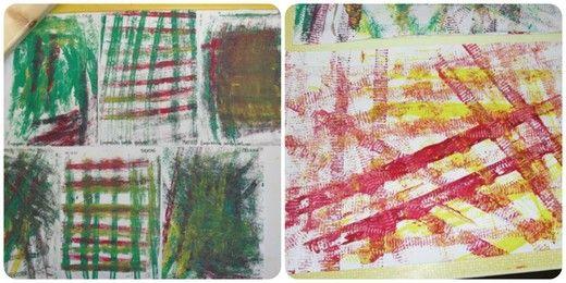 Techniques de peinture - lesptitsbricoleurss jimdo page!