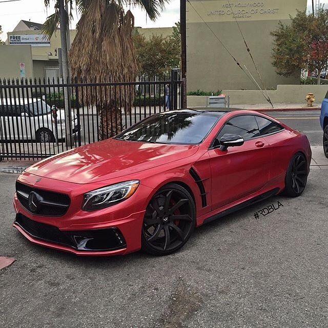 Really? Like...really? I'd actually do evil things to possess this machine lol. #S63 #AMG