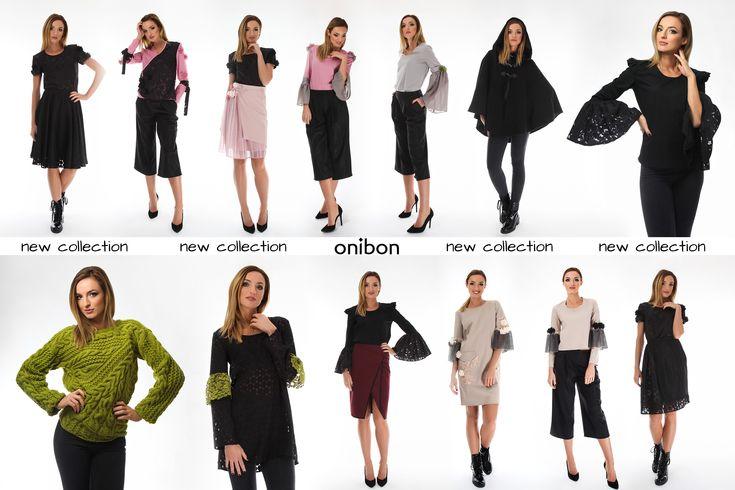 Onibon FW 17/18 Romanian Fashion Brand