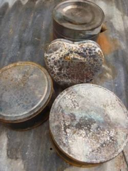 Making Metal Look Old:  Ways to Create Verdigris, Rust, Patina and Distressing on new or old metal. | See more about Patinas, Rust and Metals.