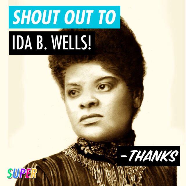 The life of ida b wells an african american journalist
