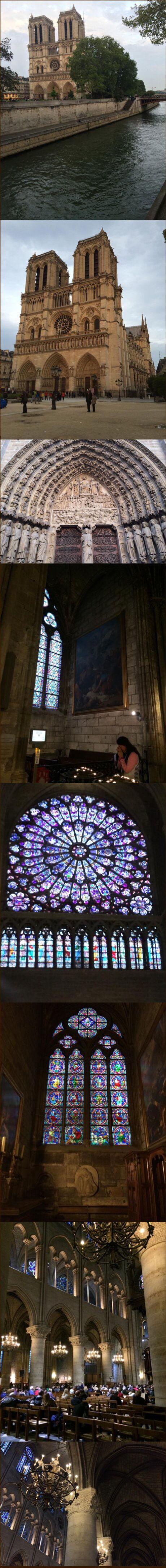 Notre Dame Church. By: Carolina Serrano