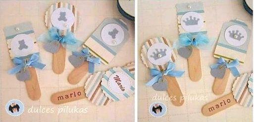 Ideas muy dulces para etiquetas infantiles
