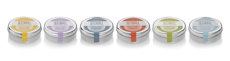 Seedball £5.00 a tin.