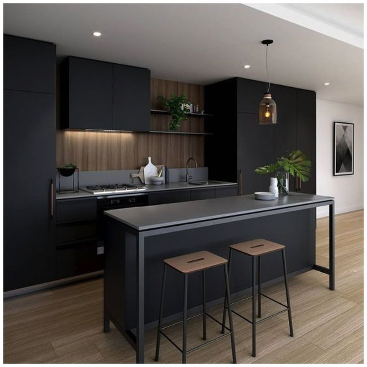 We Love the Drama! 4 Ways to Use Black in Your Kitchen - Big Chill