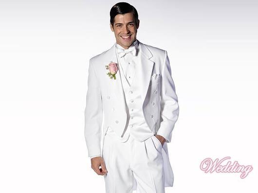 Смокинг или костюм на свадьбу