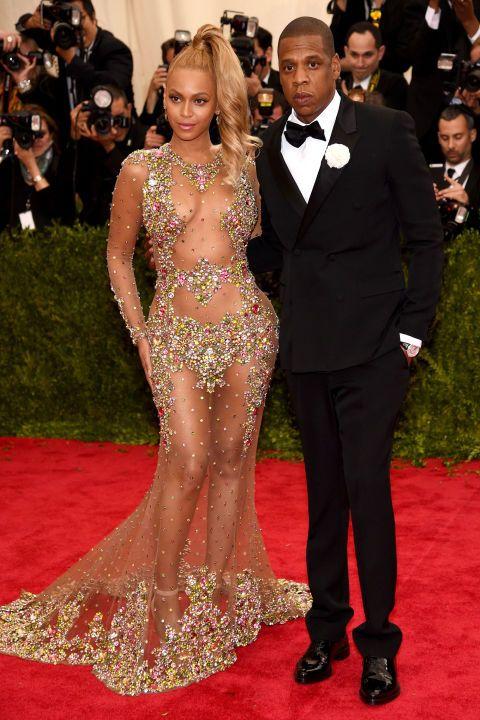 25 power celebrity couples: Beyoncé & Jay Z