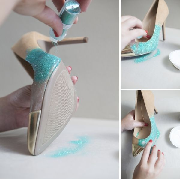 wedding ideas homemade 17 best ideas about glitter high heels on high 27914