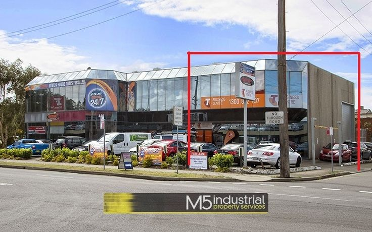 Real Estate For Commercial Lease - 2/440 West Botany Street - Rockdale , NSW