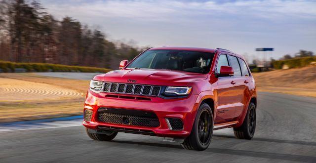 Next Gen 2020 Jeep Grand Cherokee Trackhawk To Produce 707 Hp