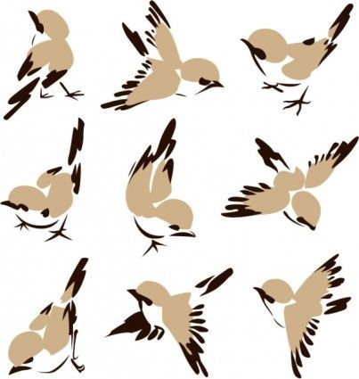 chinese brush painting birds - Google Search