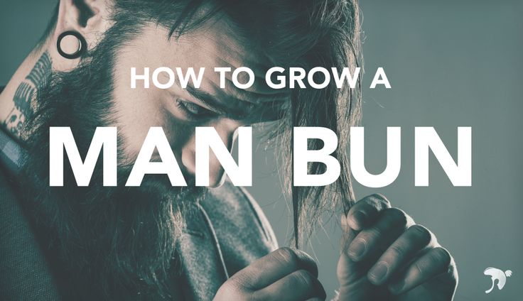 Want to learn how to grow your very own Man Bun?  Check our our exclusive guide to becoming a BunDaddy! www.Manlybun.com/blog