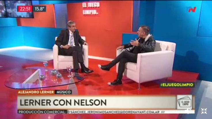 El Juego Limpio, con el Dr. Nelson Castro, por TN 2017 Abril 13