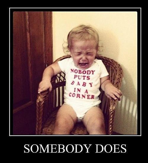 Funny Dirty Dancing Meme : Baby in the corner funny memes meme lol quotes cute