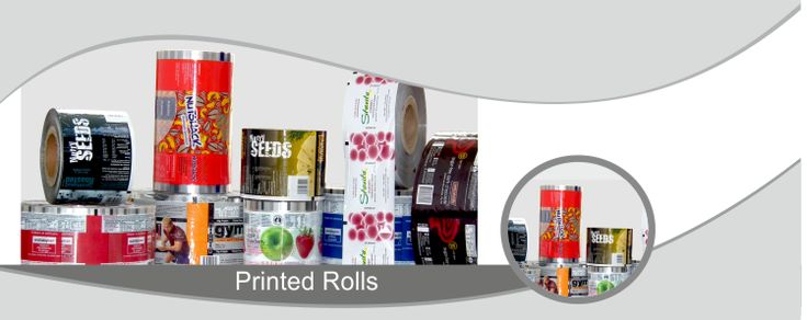 Packaging suppliers produces are elaborated in different materials: #BOPP, #CPP, #BOPA, #SIOX, #polyester.