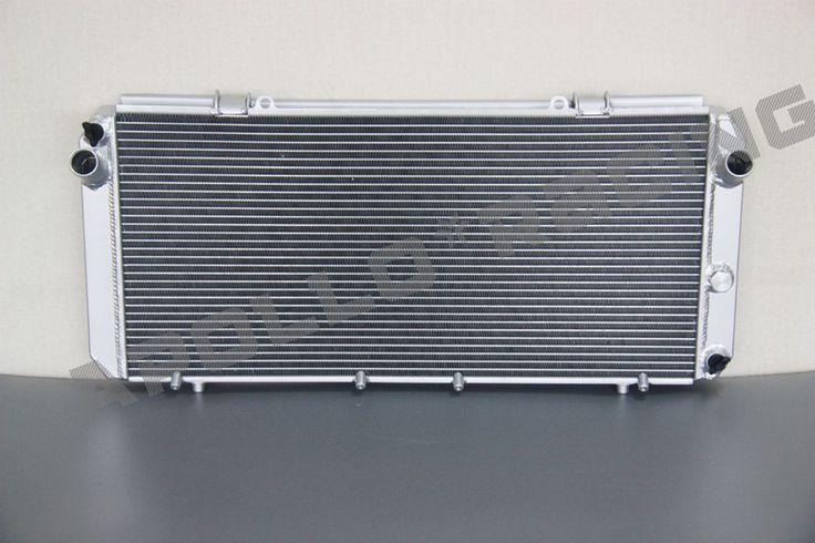 For Toyota Mr2 Sw20 Spider Mk2 Aluminum Radiator 1989-1999 99 91 92 93 94 95 96 #UnbrandedGeneric