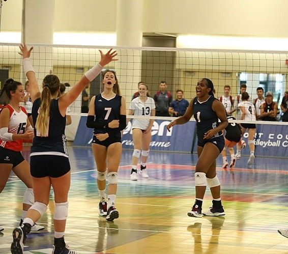 Pin On Revolution Volleyball Academy