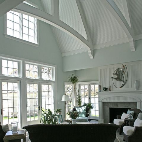Curved Beams Design Ideas, Pictures, Remodel, and Decor - page 11