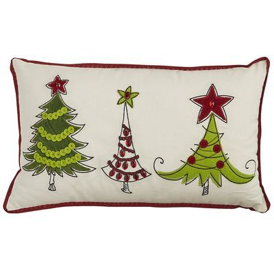 Pier 1 Imports Holiday Trees Pillow Christmas Decor Pinterest Trees, Pier 1 imports and ...