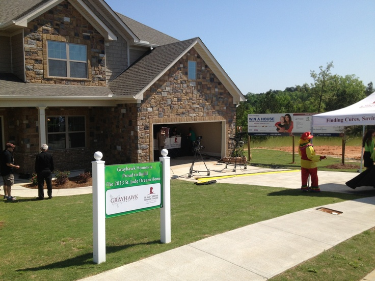 17 Best Images About St Jude Dream Home Columbus Ga On