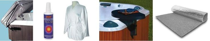 Warm Up Your #Winter with #Hot #Tub #Accessories
