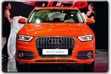 2018-2019 Audi Q3 – the price and photos of new crossover 2018-2019 Audi