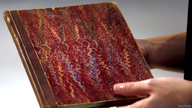 Cuaderno secreto de Alan Turing