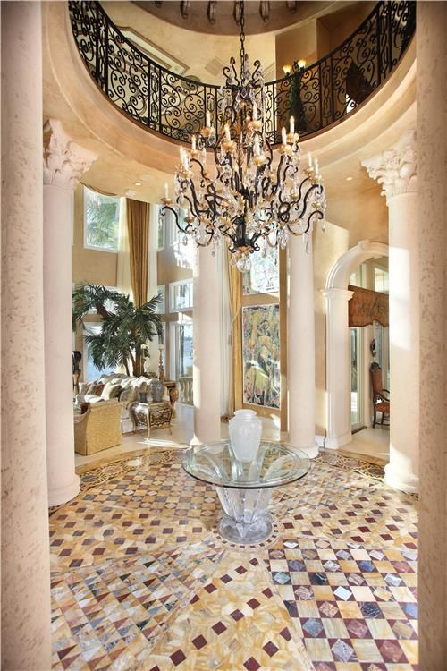 Luxury Mansion Foyer : Best images about san diego la jolla real estate homes