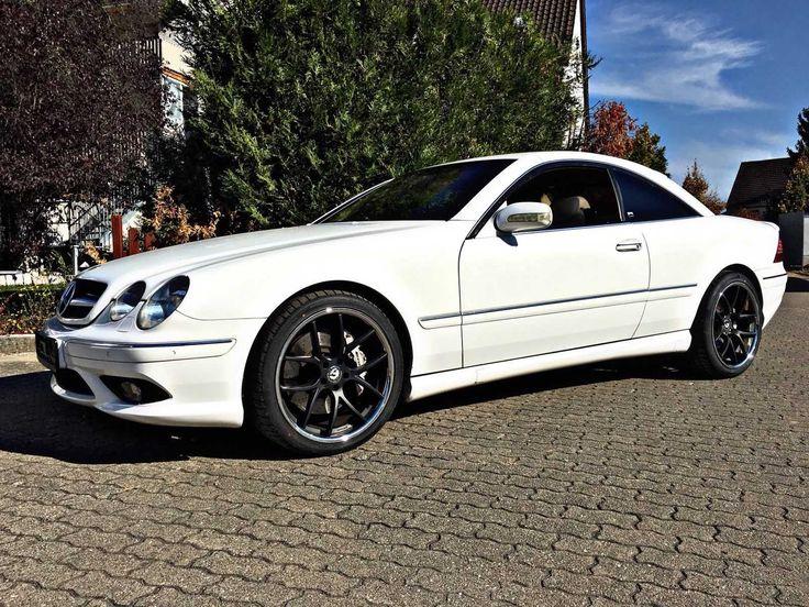 Mercedes-Benz CL 55 AMG F1 Limited Edition Original Nr. 21/55