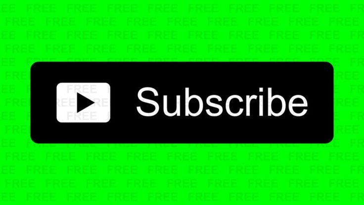 YouTube Subscribe Button Free Download 1 By