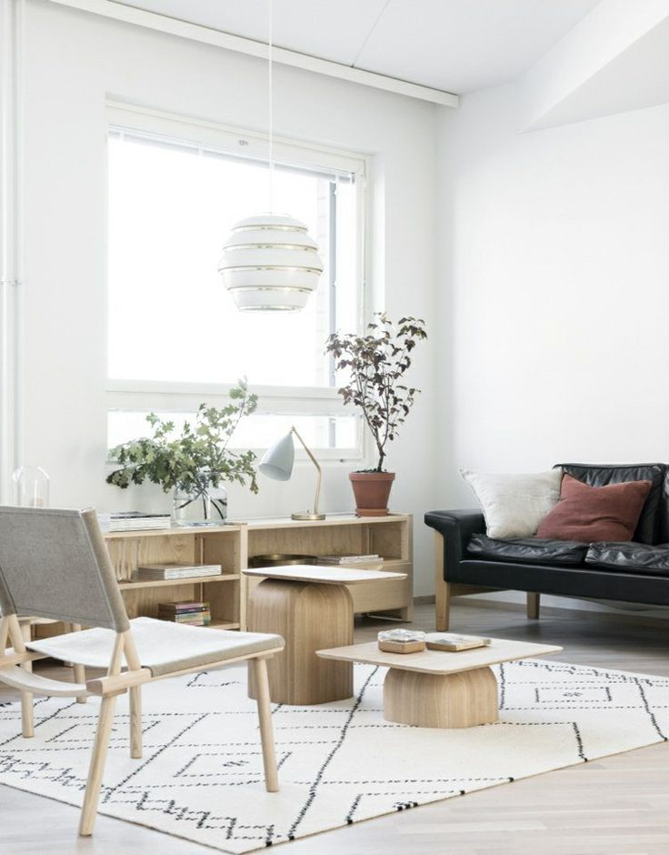 Les 25 meilleures idees de la categorie tapis noir et for Tapis berbere avec console de canapé