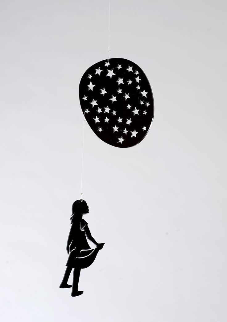 The star talers - pendant black