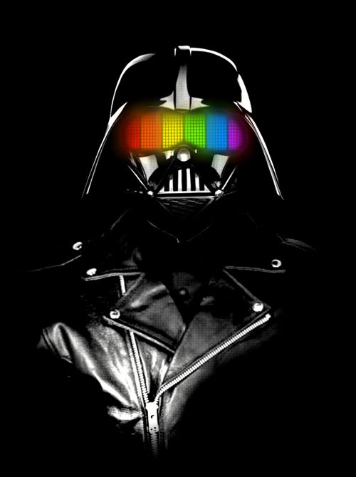 Obscure Internet ReferenceDarth Vader, Darth Punk, Internet Reference, Dark Punk, Ivan Rodero, Starwars Darthvader, Stars Wars, Daft Punk, Daft Vader